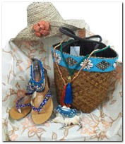 beach wear accessories wholesale