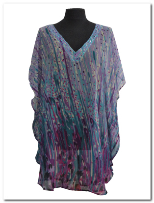 T1423-chiffon-beaded-neckline-plus-size-caftan-or-cover-up
