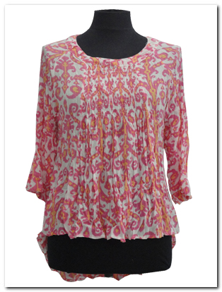 BBS105-3-4-sleeves-high-front-low-back,-hand-crinkled-relaxed-fit.