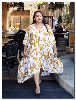 Plus Size Resort Wear – Beach Wear Beach Fashion Bali